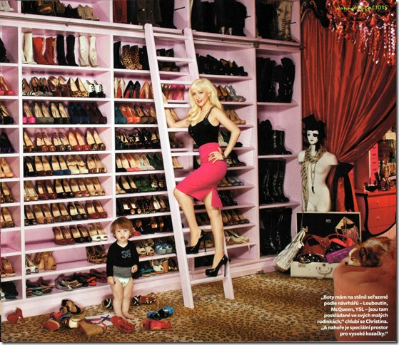 christina_aguilera_shoe_collection